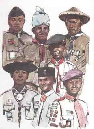 Asian Scouts