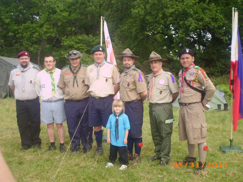 Group Photo taken by various RESA International members