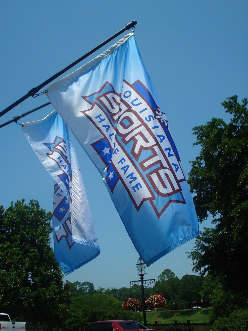 Louisiana Sports Hall of Fame weekend