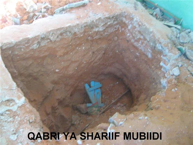 Qabari Ya Sharif Mubidi (ituunzila)