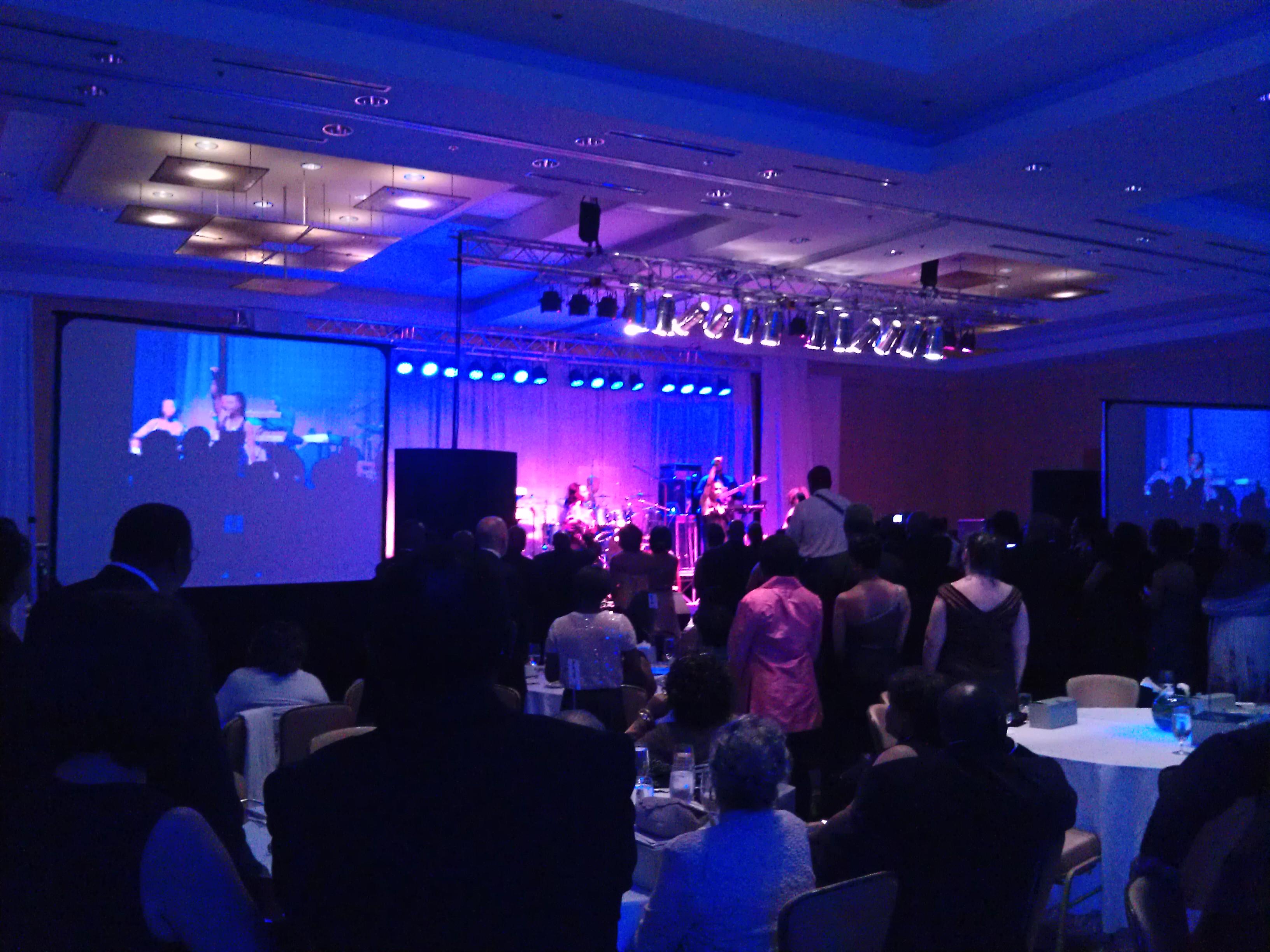 EnVogue Show 2012