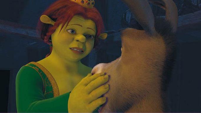 princess fiona 2Shrek 3 Fiona