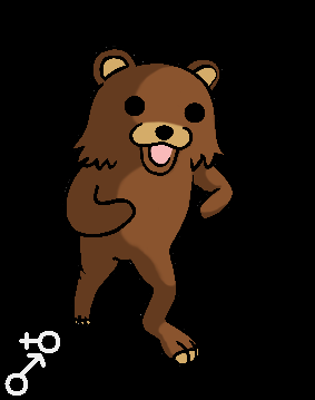 Pedo Bear is a mollester,he loves raping little girls,he just loves ...