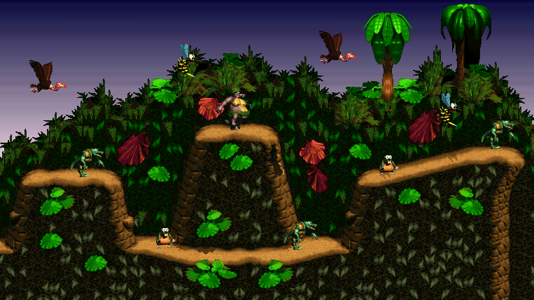 Level 12:Kongo Jungle