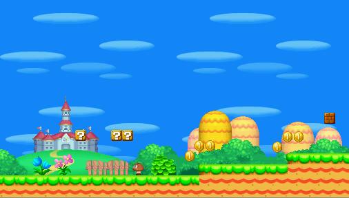 Level 1:New Super Mario Bros.
