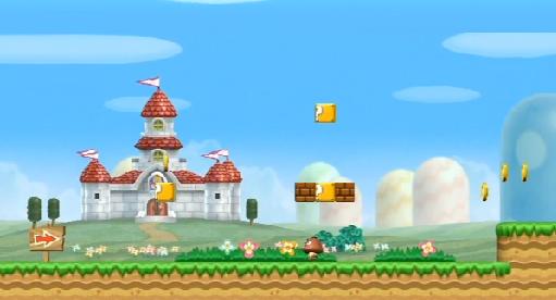 Level 8:New Super Mario Bros Wii