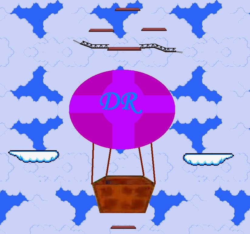 Dr.Rabbit's Hot-Air Ballon