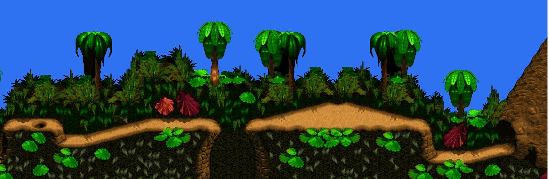 (F-3)Jungle Hijinks