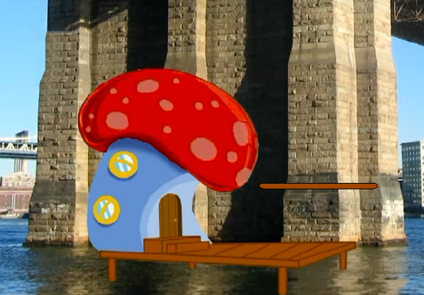 Brooklyn:Mario's House
