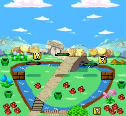 Mushroom Kingdom:Mushroom Field