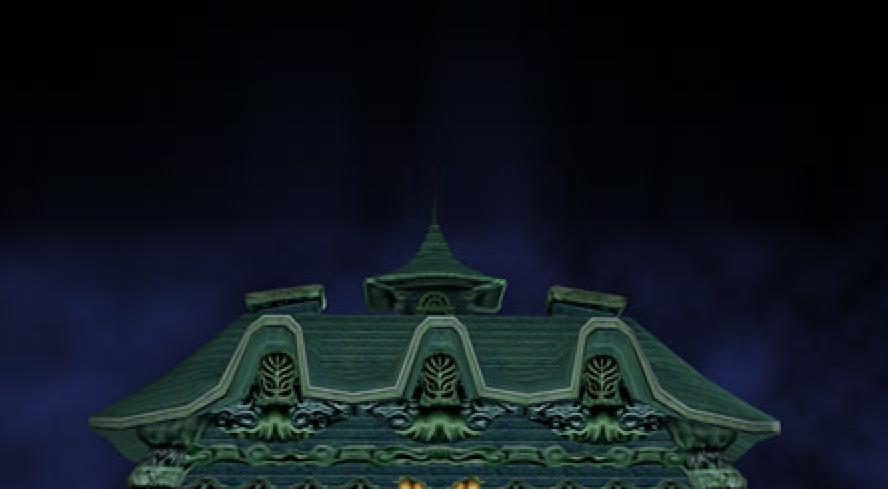 Dark Land:Weegee's Mansion