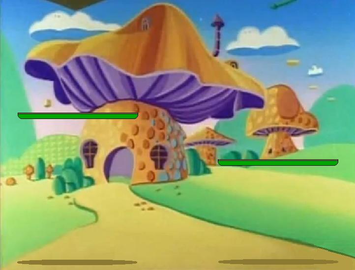 Mushroom Kingdom:Toad's House
