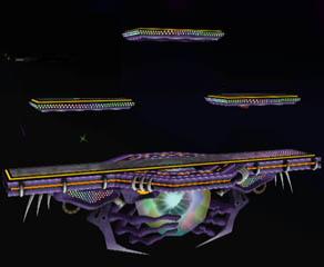 Cyber Space:Battle Field