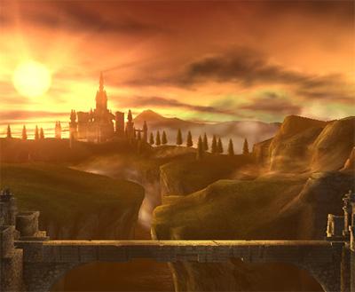 Hyrule Filed:Bridge of Eldin