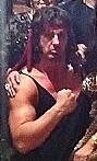 Rambo III look
