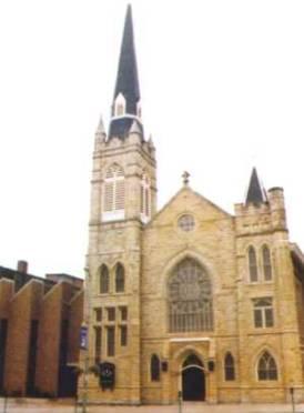 St. James Evangelical Lutheran Church