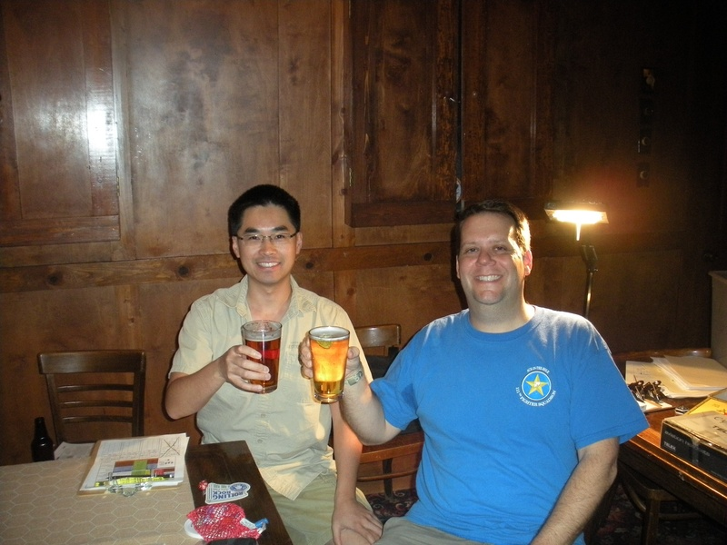 Phong's last beer