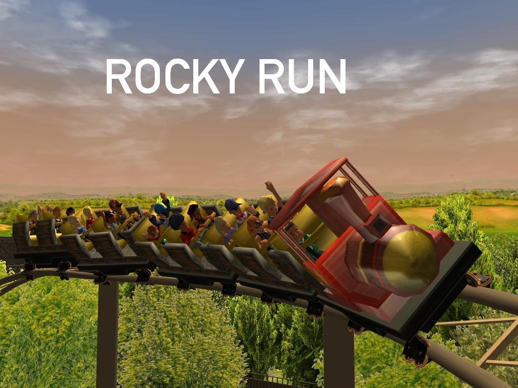 Rocky Run logo