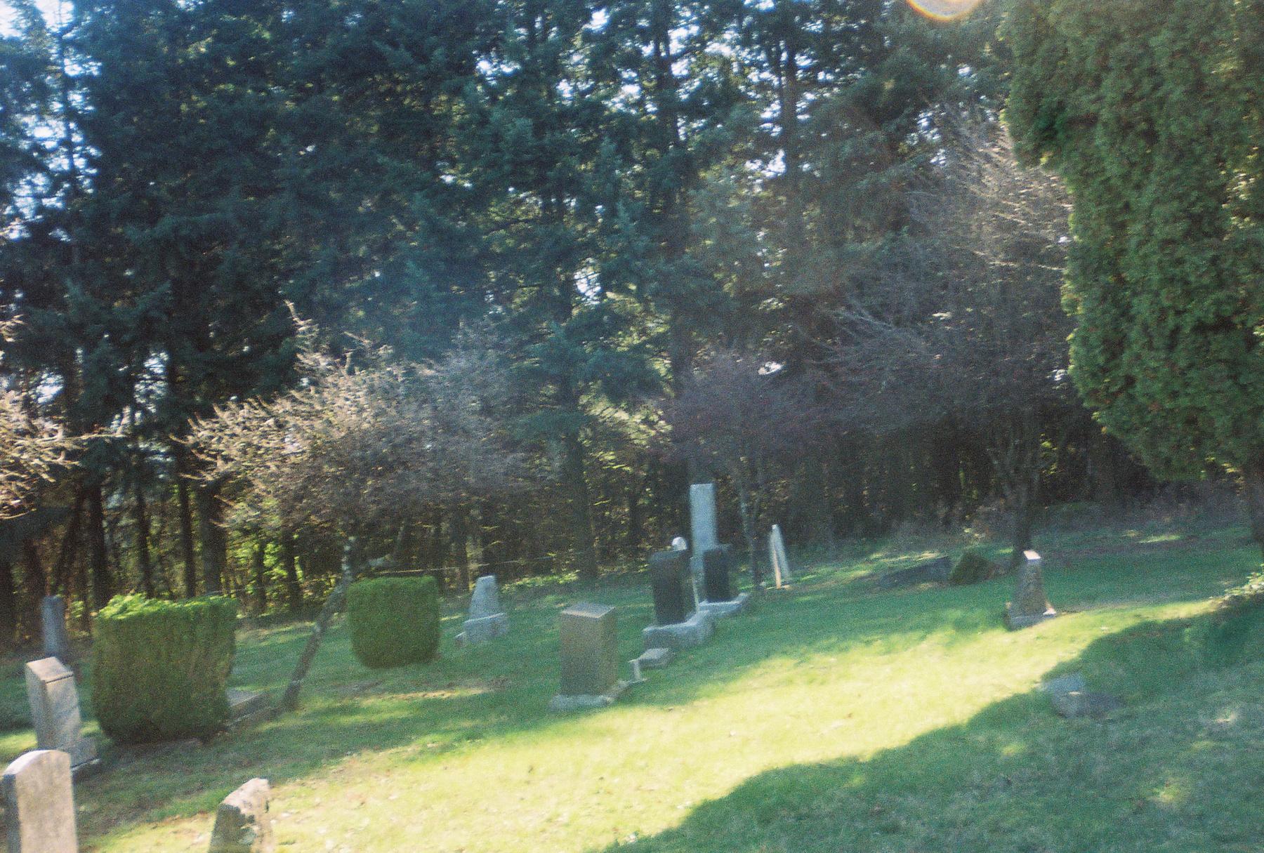 Pleasent View Cemetery, Tualatin, Oregon