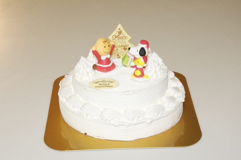 christmas ice cream cake ;)