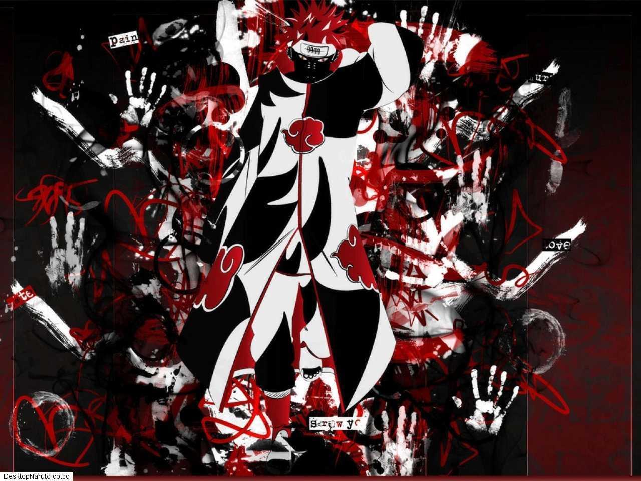 Abstract Pain HD Wallpaper Naruto shippuden