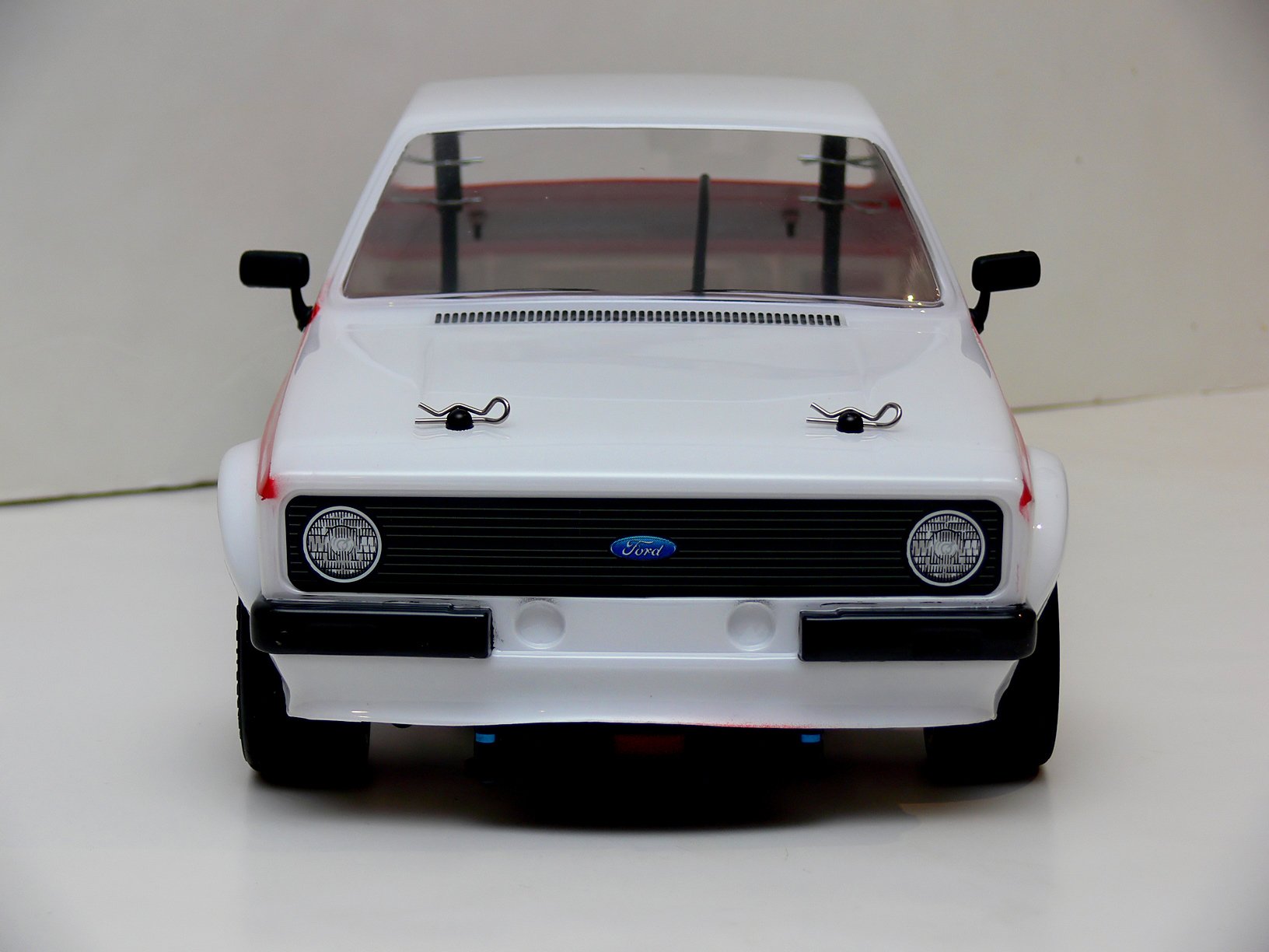 Mk 2 Ford Escort VTA