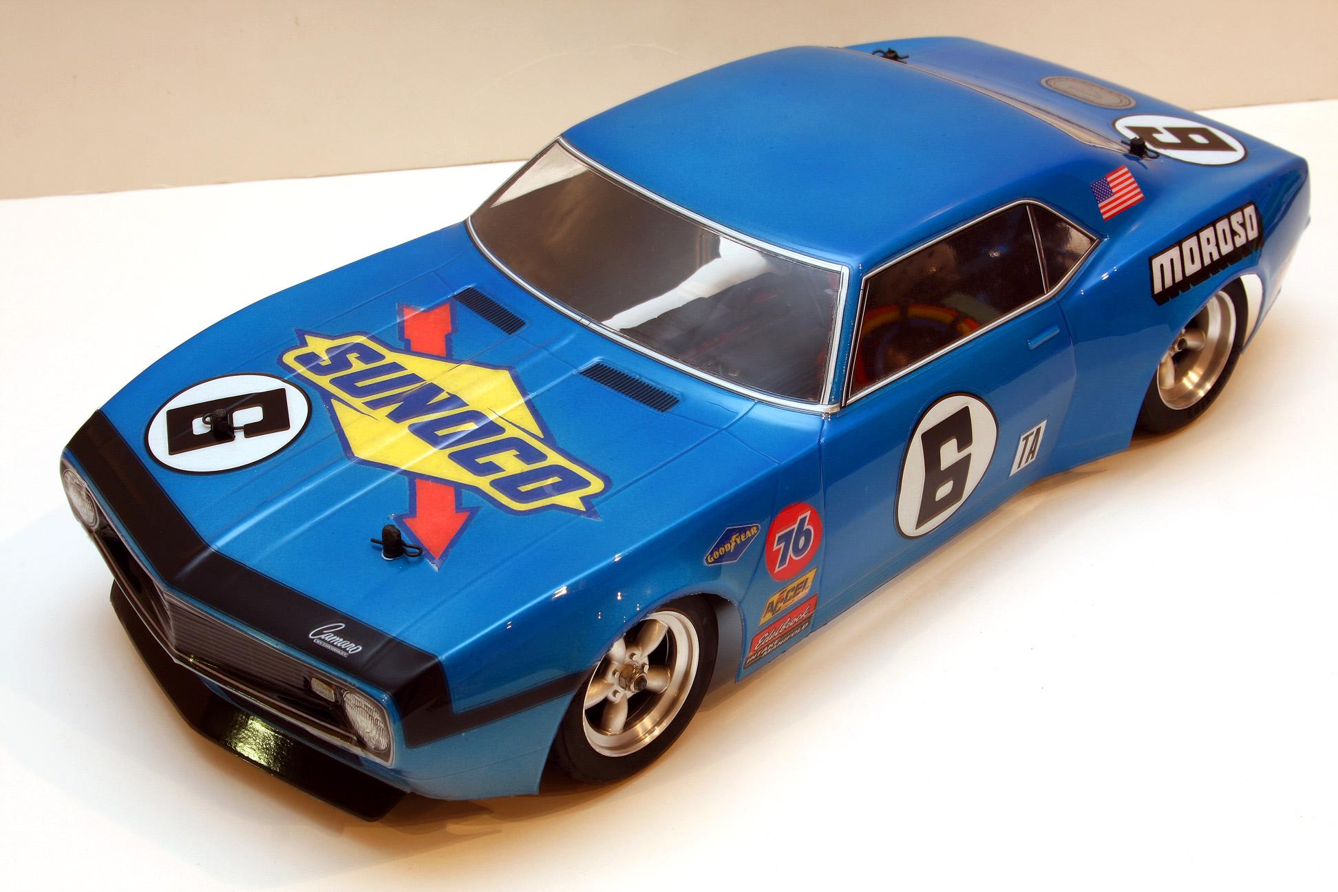 68 VTA Camaro
