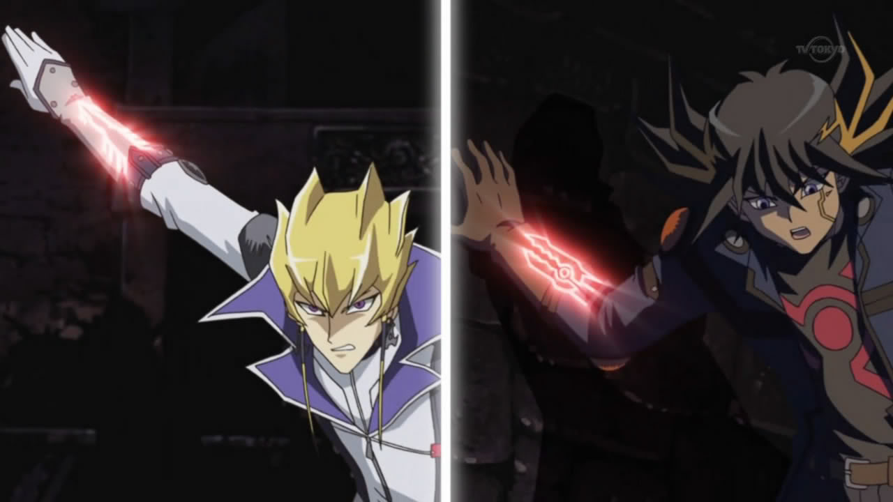 Yugioh 5ds Signers Yu-Gi-Oh  5Ds O