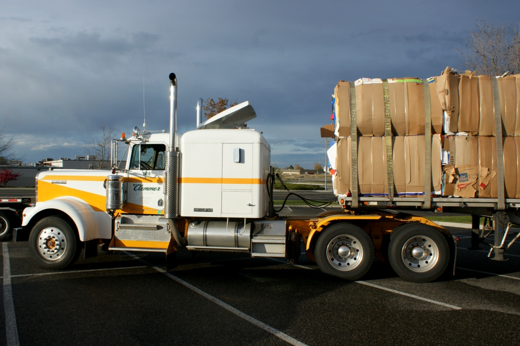 Clemmer Trucking 1980 W900a