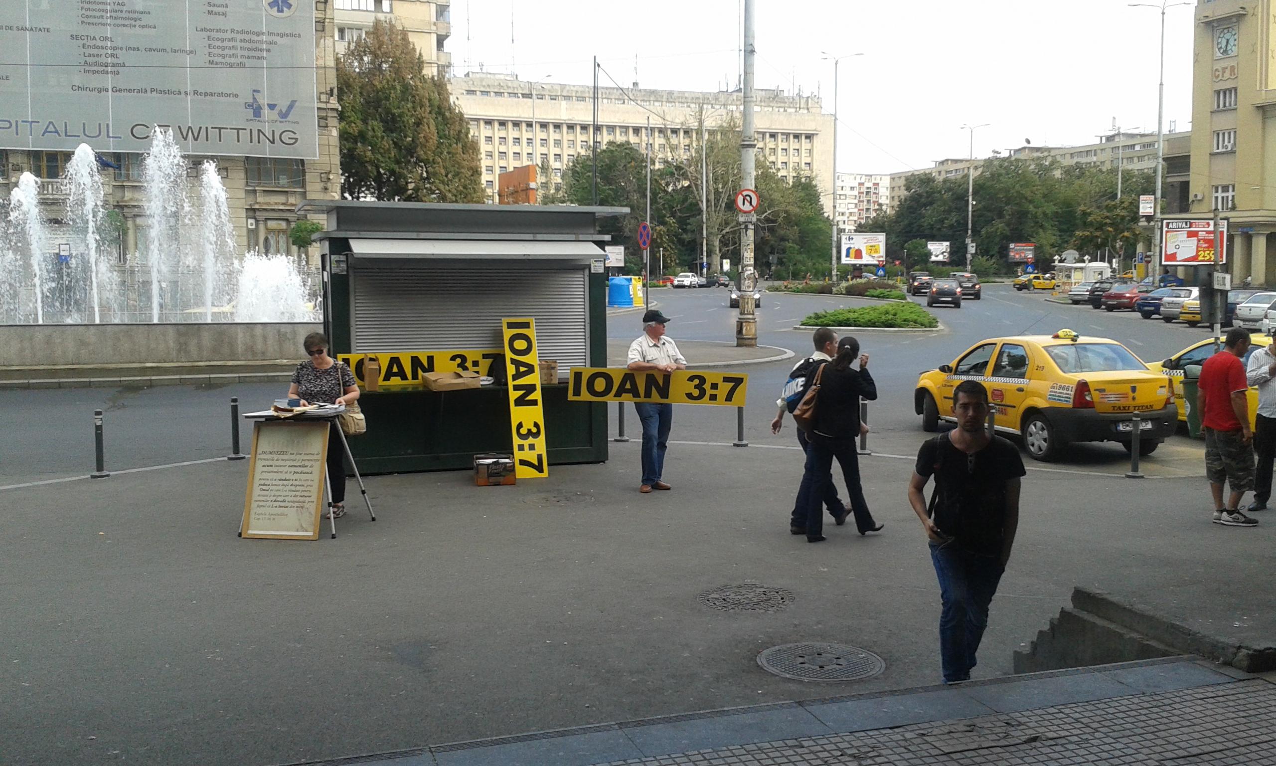Romania Sept. 2014
