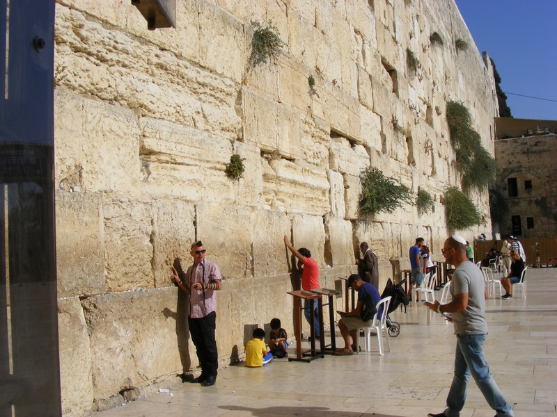 Jerusalem Prayer Wall