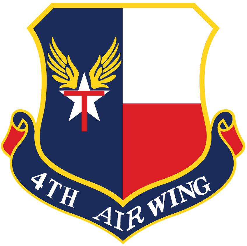 4th Air Wing Patch