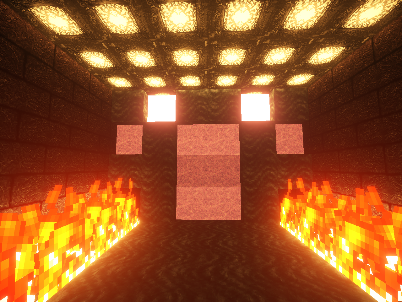Gateway to the nether