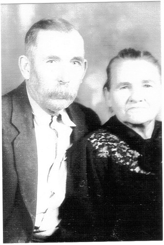 Cyrus Long and Dora Odom