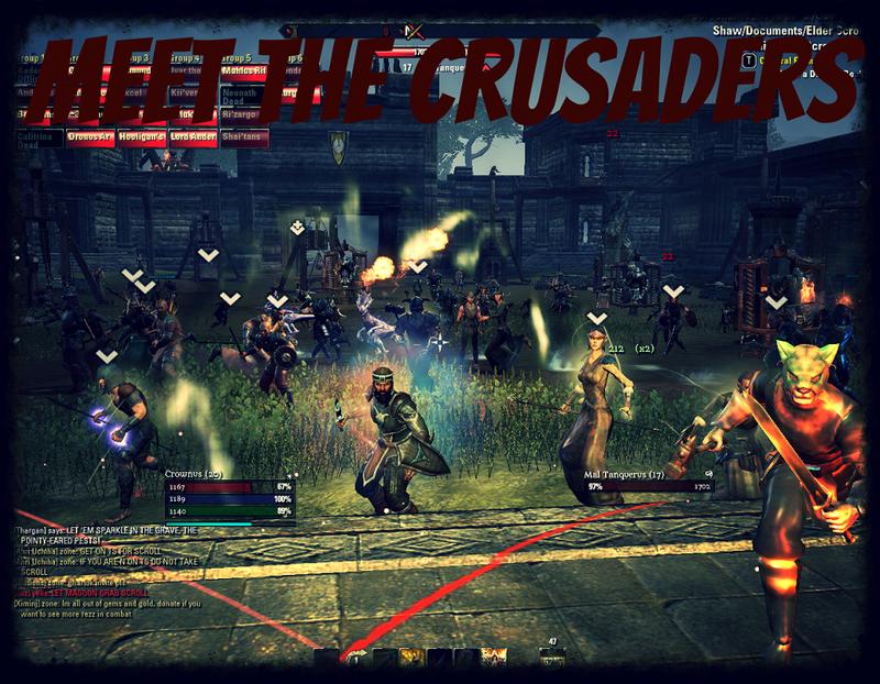 Meet the crusaders