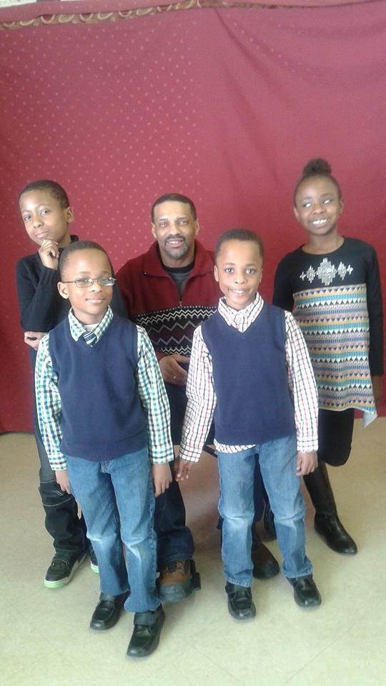 Rossie T. Hollis Children