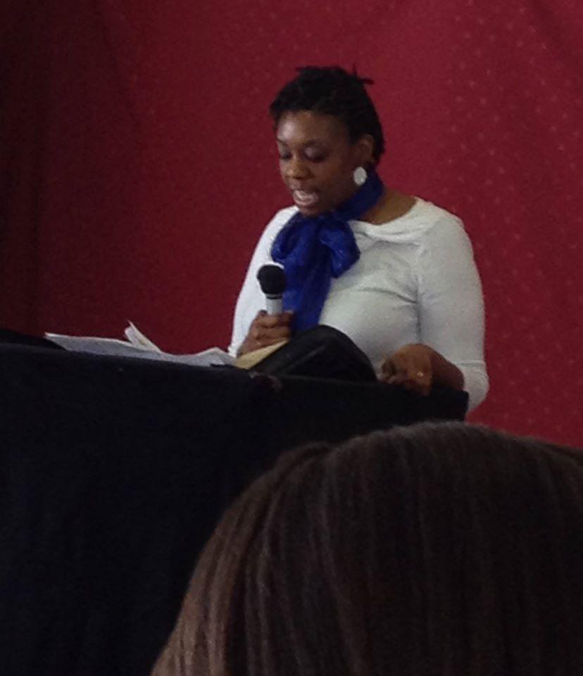 Khadijah Jacobs- Program Speaker