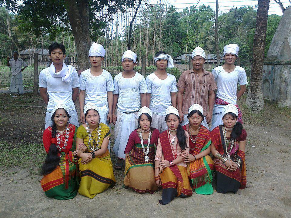 Tanchangya Girls & Boys