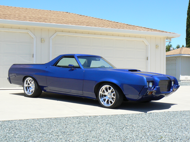 Jacky Jones Ford >> 1972 Ranchero GT