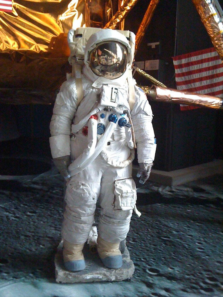 space suit labeled - photo #32