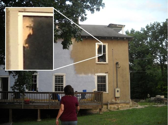 Morse Mill Hotel Profile in the window