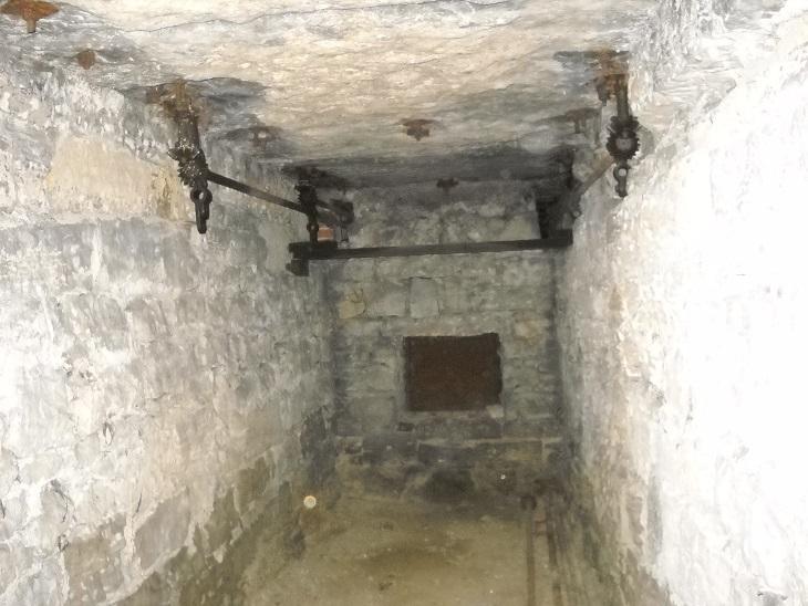 The Old Hartford City jail
