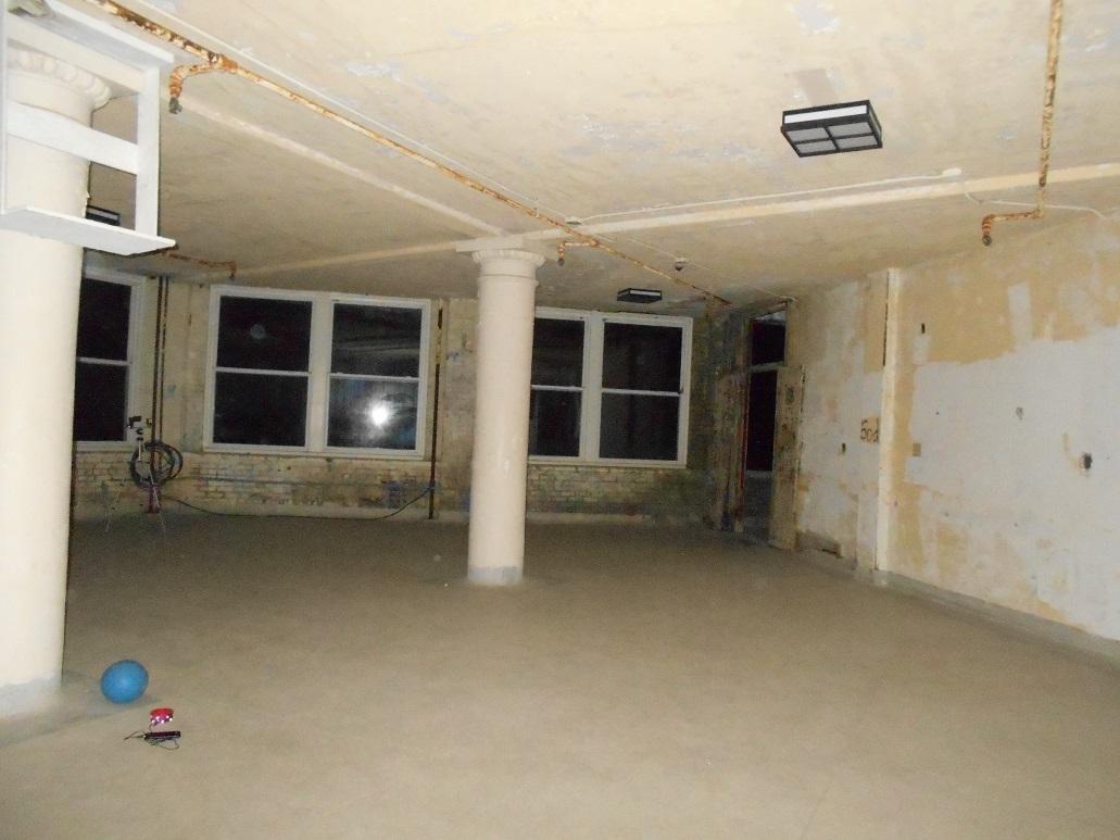 2nd floor room