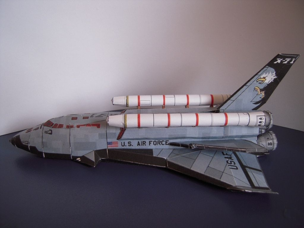 space shuttle x 71 independence - photo #4
