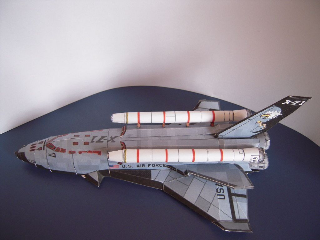 space shuttle x 71 independence - photo #6