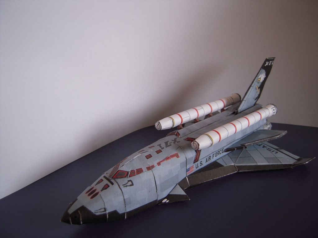 space shuttle x 71 independence - photo #2