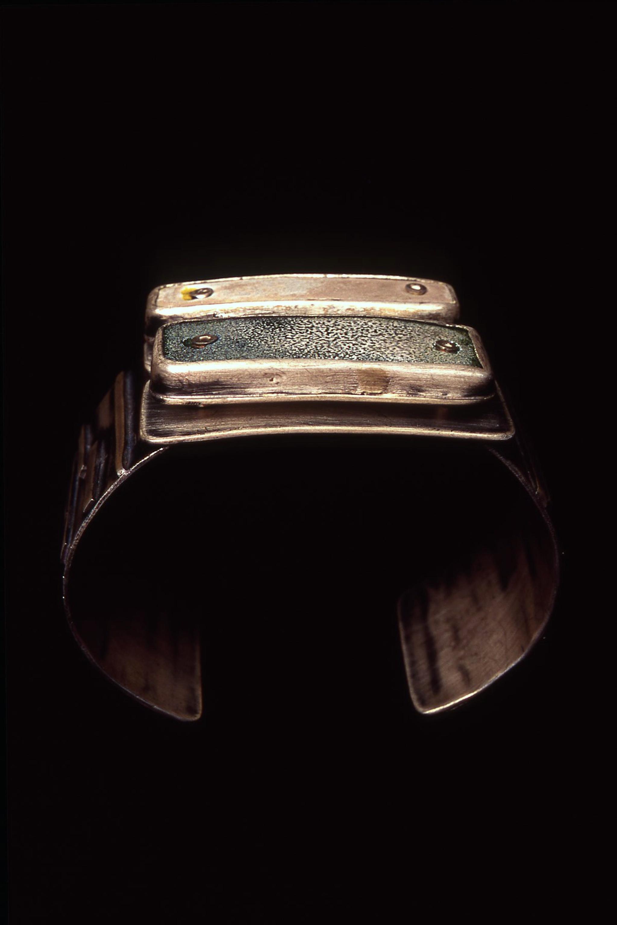 moss bracelet