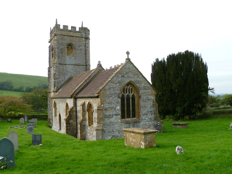 Dorset village church