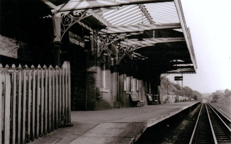 Watford West Station