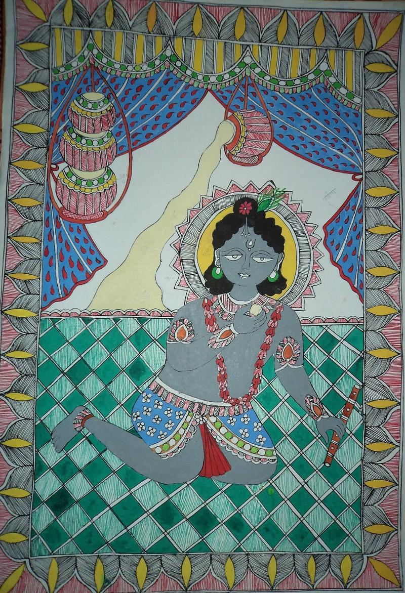 Lord Krishna(Baal Gopal)